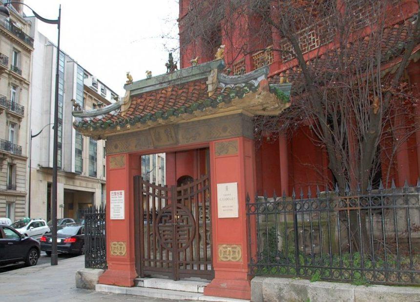 Asien in Paris Pagoda