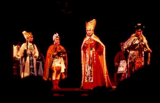 Sichuan Oper 19887