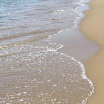 Der Strand von Side