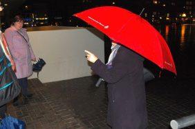 Nijmegen: Stadtführung bei Regen