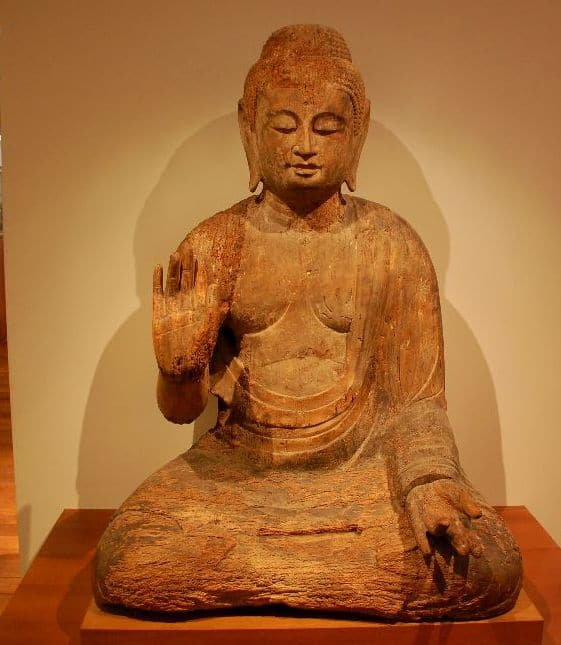 Buddha aus Kamakura, Jappn