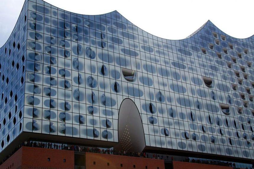 Elbphilharmonie Fassade