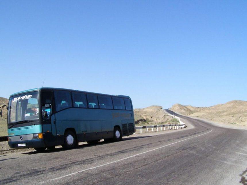 Unterwegs kurz vor Horgos