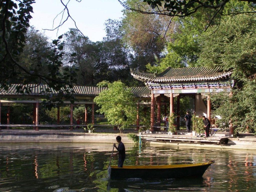 Urumqi - Volkspark