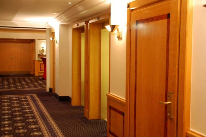 Leonardo Hotel Tiergarten Flur
