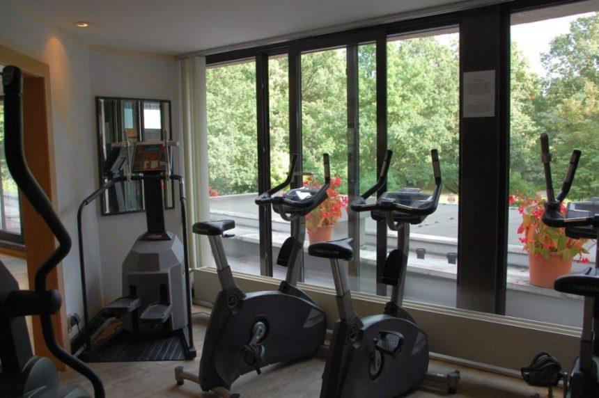 Leonardo Hotel Tiergarten Fitness