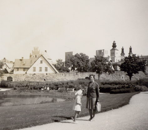 in Visby 1966