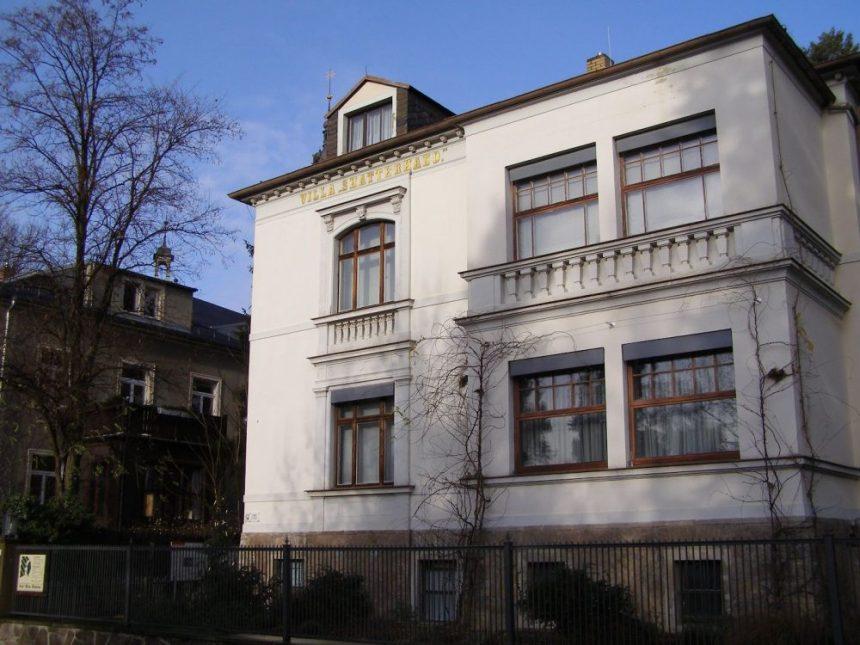 Villa Shatterhand in Radebeul