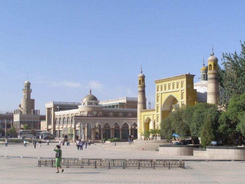 Id Kah Moschee in Kashgar