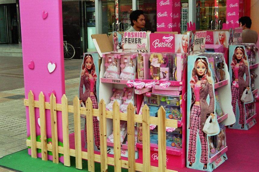 KW2 China: Barbie-Puppe als beliebtes Spielzeug