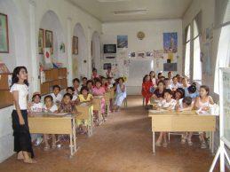 Fergana-Tal - Schule