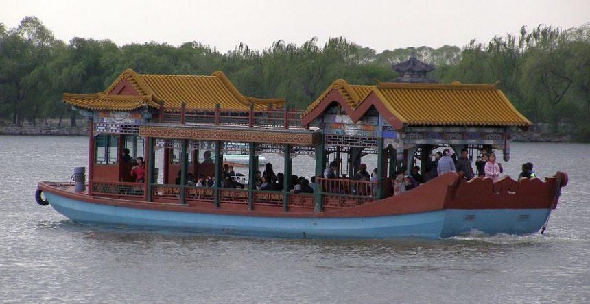 Ausflugsboot