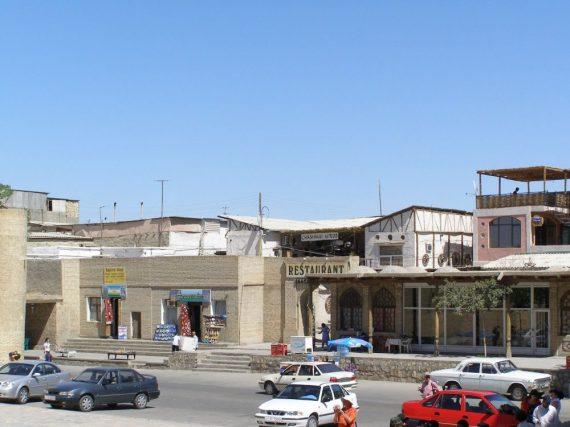 Buchara Altstadt