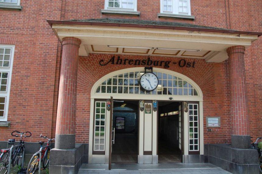 Bahnhof Ahrensburg Ost