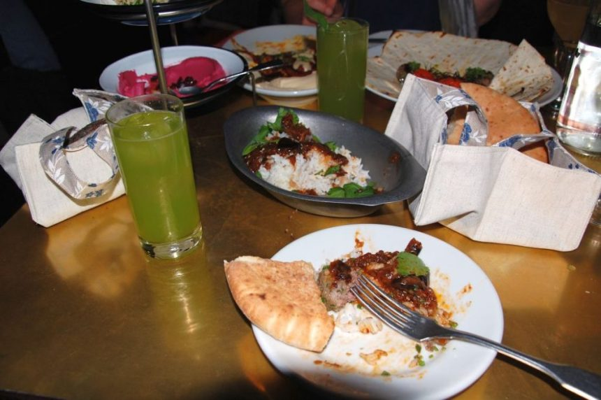 Restaurant NENI - Vorspeisen