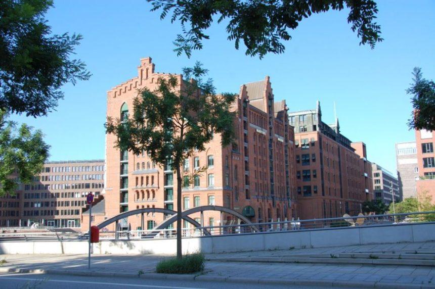 Das Maritime Museum liegt gleich gegenüber