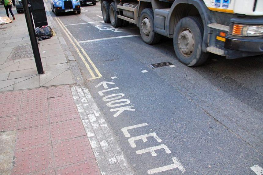 London Tipps: Look Left