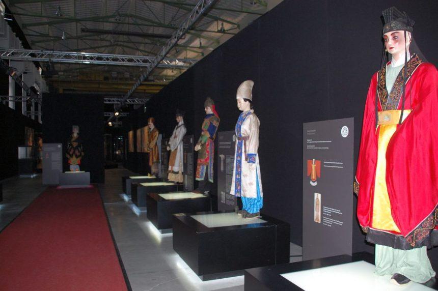 Terrakottaarmee-Ausstellung Dresden Kostüme