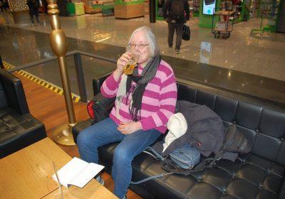 Mein China Urlaub beginnt mit einem Bier