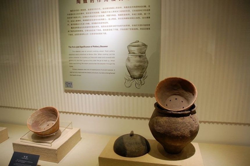 Steinzeitlicher Dampfgarer