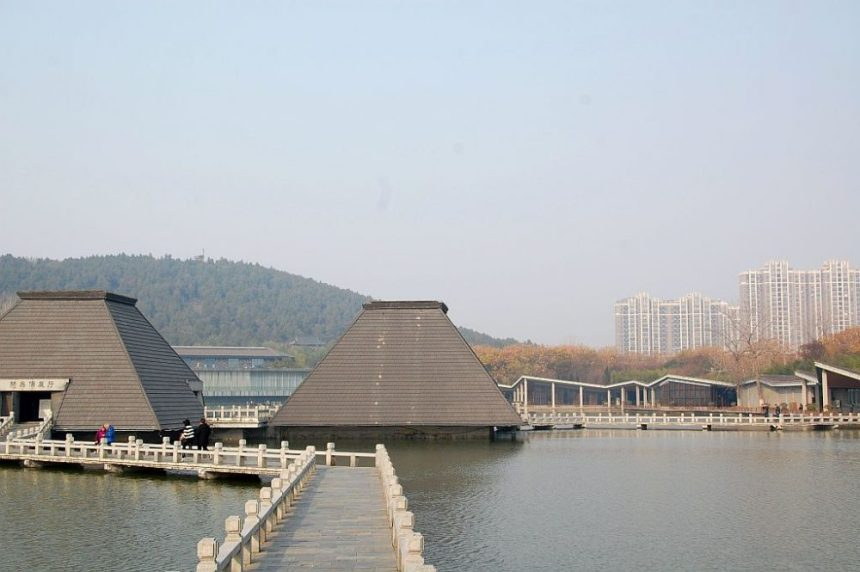 Museumspark in Xuzhou