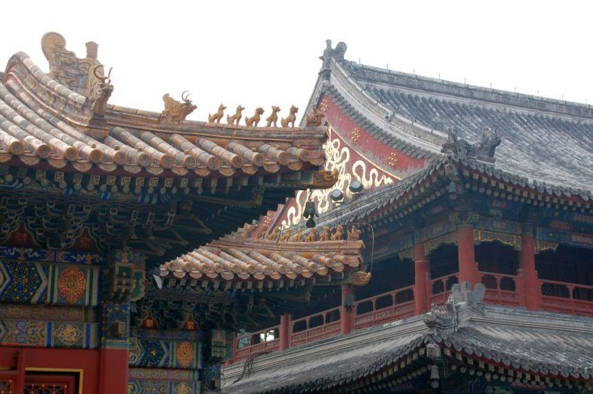 Lama Tempel Yonghegong