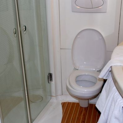 Ibis Hotel Anyang - Das Badezimmer