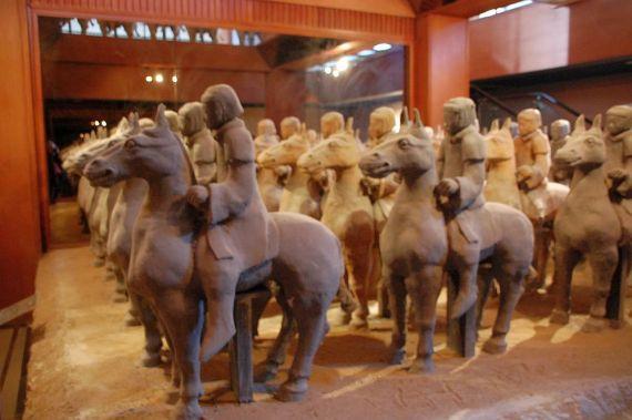 Terrakotta-Armee von Xuzhou