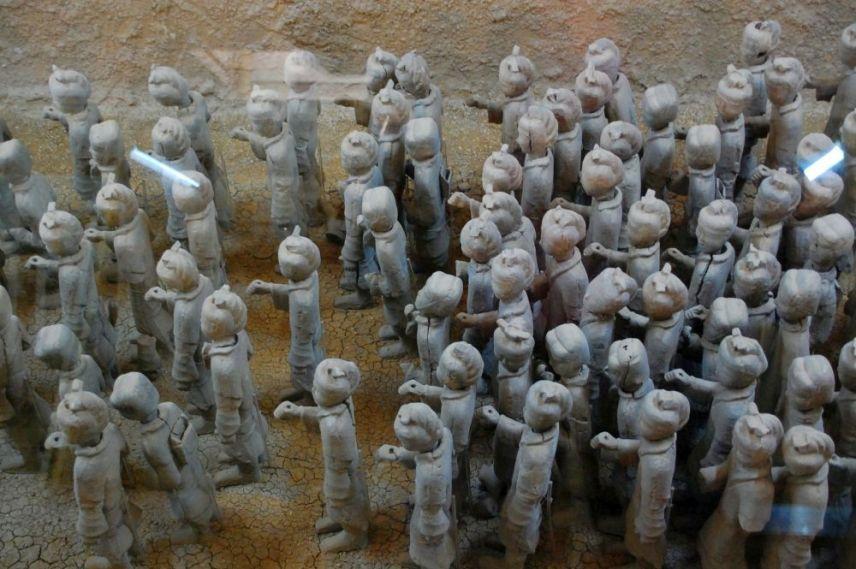Xuzhou Tonsoldaten
