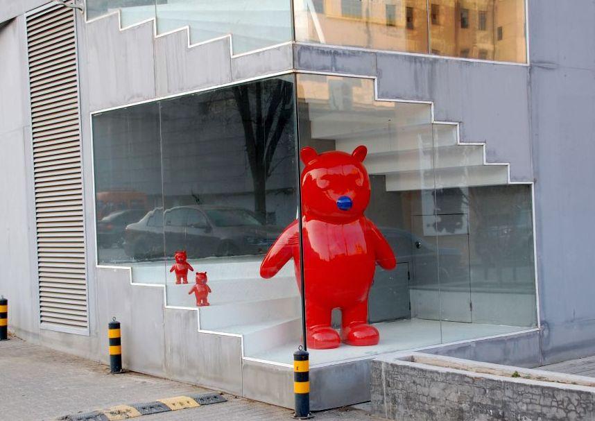 Galerie mit Bär 798 Art Zone