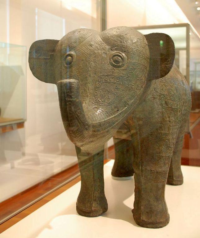Elefant Zun