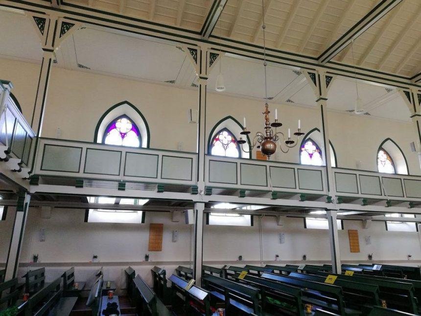 Sülbeck Kirche innen