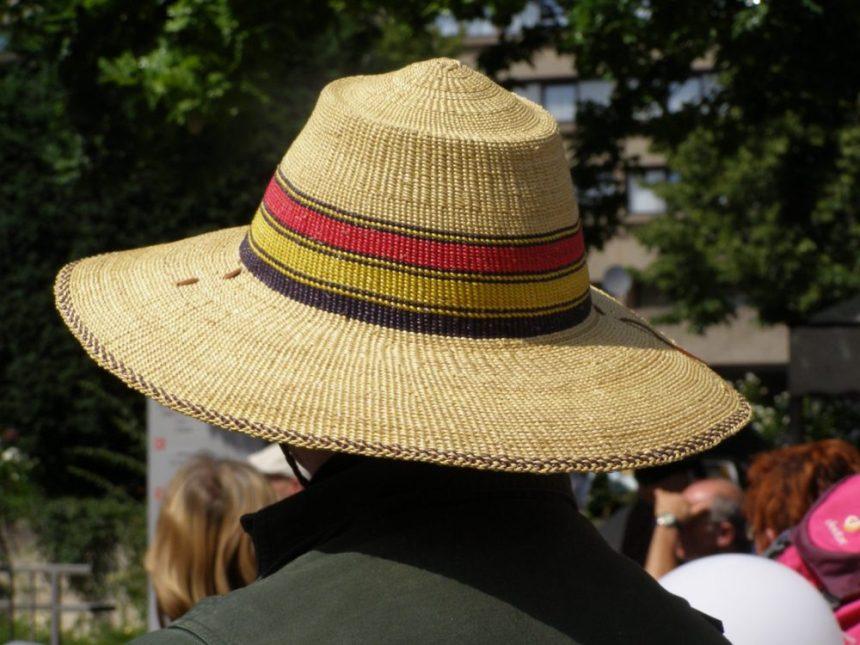 Kopfbedeckung Hut