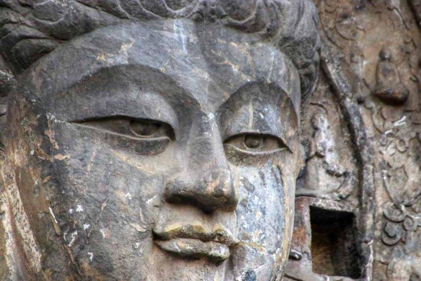 Wu Zetian als Budhha