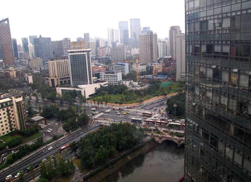Jinjiang Hotel Kreuzung