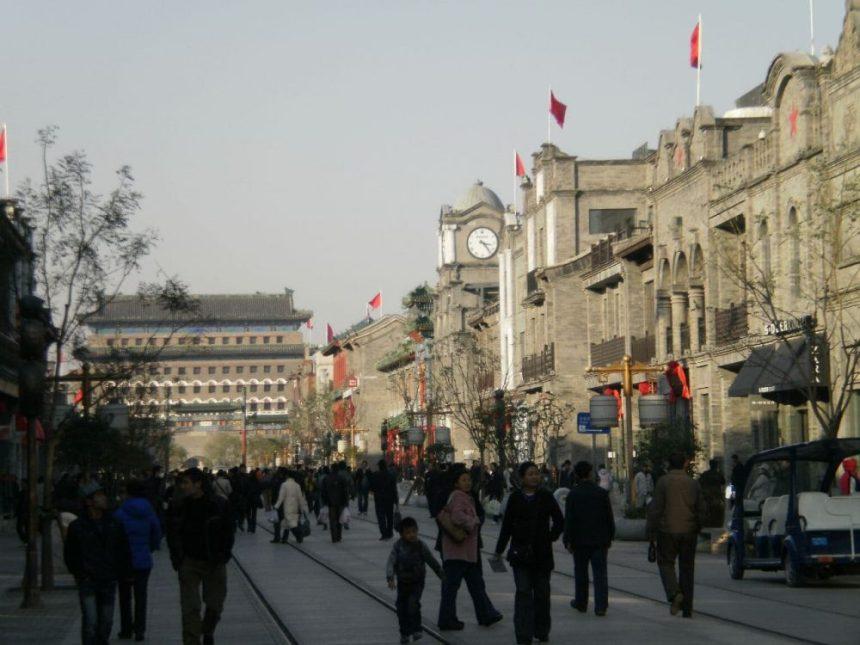 Qianmen Strasse