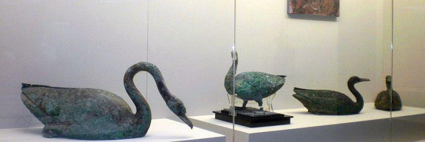 Bronzevögel