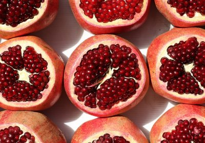 Granatapfel Kerne
