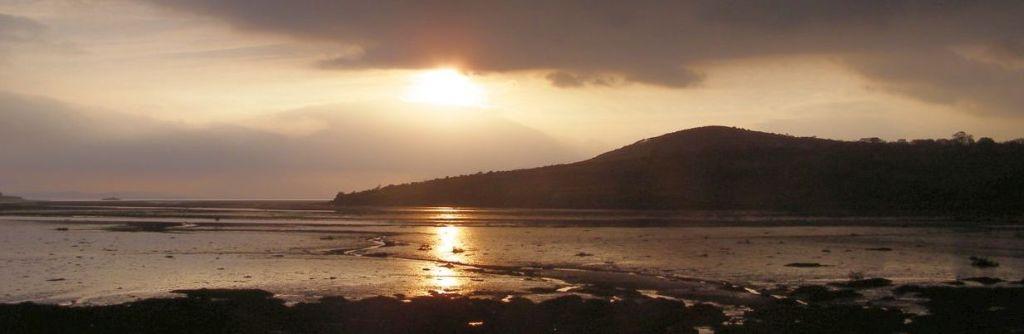 Sonnenuntergang - Fernweh pur.