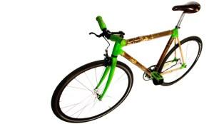 OZON Bamboo Bike Berlin