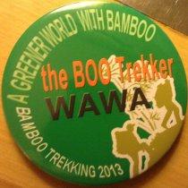 Bamboo Trecking by Wawa