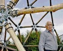 Bambuskuppel von Hans Egli