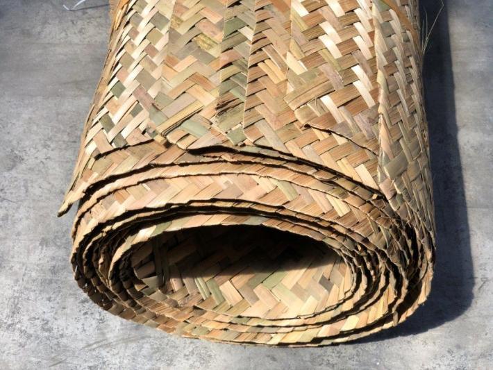 Flechtmatte aus Bambus beim Bambushandel CONBAM günstig kaufen
