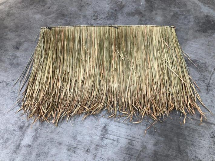 Palm-Grasdach Tiki CONBAM Bambushandel