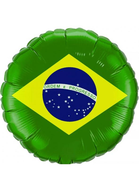 Bal 245 Es Bandeira Do Brasil Verde Claro