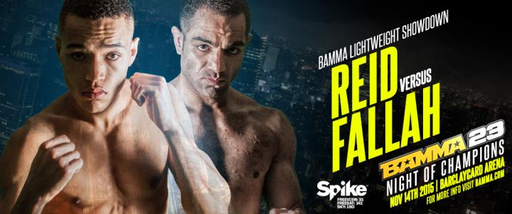 More Additions to BAMMA 23: Night Of Champions