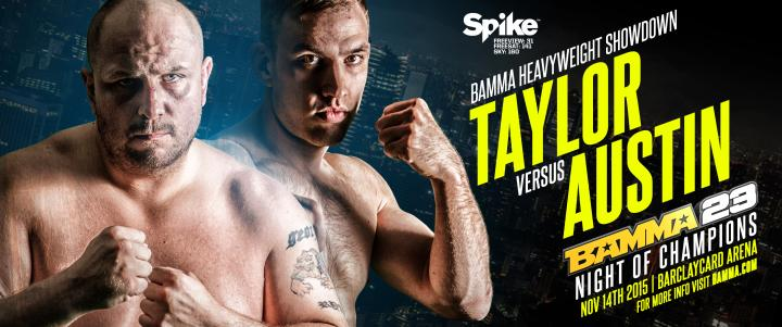 BAMMA 23: Night Of Champions First Prelim Bouts Announced