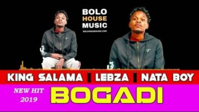 King Salama - Bogadi ft Lebza x Nata Boy