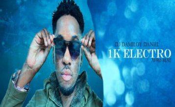 DJ Damiloy Daniel – 1K Electro (Afro Beat)