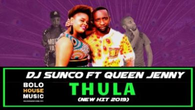 DJ Sunco – Thula ft. Queen Jenny